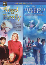 NEW--Angel in the Family/Fielder's Choice (DVD, Double Feature)