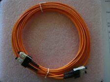 FIBER OPTIC CABLE SC/SC 5M DUPLEX SC-SC 15 FT AMPHENOL