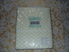 One (1) Company Store Imperial Sateen Flat Sheet Full Size- Chamois Color