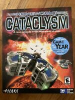 Homeworld Cataclysm PC CD ROM Real Time Strategy Game Complete 2000