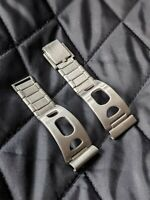 Gents Vintage Rally New Old Stock Stainless Steel Bracelet Watch Strap - 18mm
