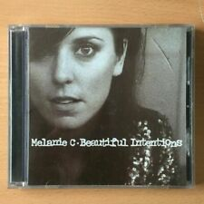 MELANIE C. Beautiful Intentions PHILIPPINES Release CD SPICE GIRLS
