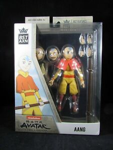 """Loyal Subjects BST AXN Avatar The Last Airbender 5"""" Aang figure"""