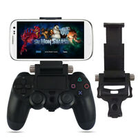 Smart Clip for PS4 Controller Universal Phone Holder Bracket Android Flexible