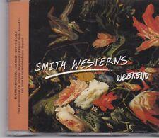 Smith Westerns-Weekend Promo cd single