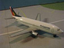 HERPA WINGS (500333) PHILIPPINE AIR 737-300 1:500 SCALE DIECAST METAL MODEL