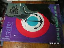 1µ? Revue ICARE n°61 1939/40 Bataille de France Vol VI Aeronavale 2e partie