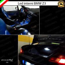 KIT LED INTERNI COMPLETO SPECIFICO PER BMW Z3 E36 6000K CANBUS NO ERROR