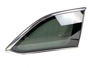 14 15 16 17 18 TOYOTA HIGHLANDER REAR RIGHT SIDE WINDOW QUARTER GLASS OEM