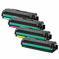 4PK CLT-K506L CLT-M506L CLT-Y506L CLT-C506L  NON-OEM Toner for Samsung CLP-680ND