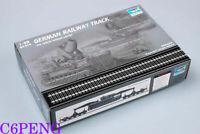 Trumpeter 00213 1/35 German Railway Track Hot