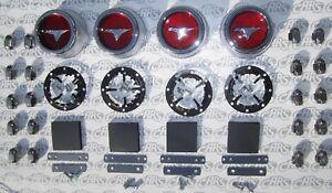 1965 Buick Special, Skylark, GS, Sportwagon Wheel Caps & Nuts Kit. Complete