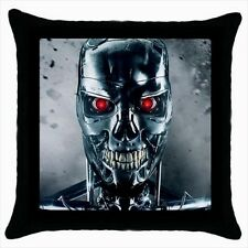 Terminator Judgment Day Throw Pillow Case (Home Decor Accessory)