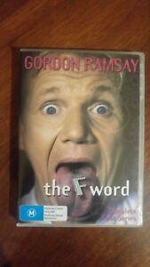 Gordon Ramsay The F Word - Series 1 (DVD, 2007, 3-Disc Set)