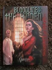VAMPIRE the Requiem. BLOODLINES: The Hidden. RPG  New