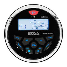 Boss Mgr350b Marine Flash Audio Player - 150 W Rms - Ipod/iphone Compatible -