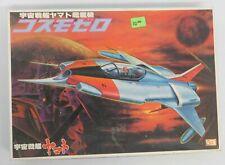 New listing Cosmo Zero - 1/72 Scale Bandai Space Battleship Yamato Model Kit - Lot J14
