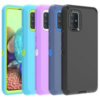 For Samsung Galaxy A51 A71 5G Case Shockproof Rugged Heavy Duty Hard Armor Cover