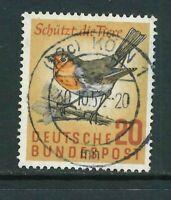 BRD Mi.-Nr. 275 - zentrisch gestempelt - Vollstempel Köln