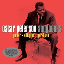 Oscar Peterson - Songbooks - Porter/Ellington/Gershwin (3CD 2012) NEW/SEALED