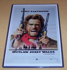 The Outlaw Josey Wales 11X17 Movie Poster Clint Eastwood
