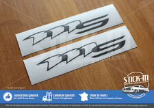 Lotus Elise 111S S2 - Autocollants Stickers Decals Graphite Sides Repeater Lamp