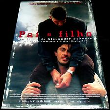 2003 Father And Son ORIGINAL Portugal 1SH POSTER Aleksandr Sokurov