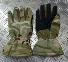 Genuine British ARMY MTP Camo Blizzard Extreme Cold Weather Inner Gloves