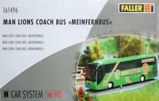 """Faller 161496 H0 - CAR- SYSTEM """" MAN Lions`s Couch Bus """" NEU & OvP"""