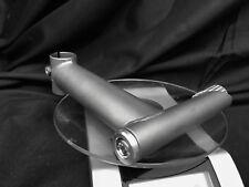 Metallium nos vintage Blues Titanium stem 140mm 22,2/25,4 Matt Grey Finish