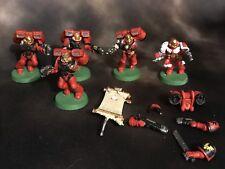 Blood Angels Honor Guard With Jump Packs - OOP - Metal Bits - Warhammer 40K