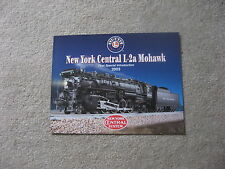2003 LIONEL TRAINS NEW YORK CENTRAL L-2A MOHAWK LOCO FLYER