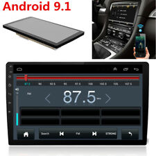 """2DIN Android 9.1 Car Radio GPS Stereo Head Unit Wifi FM 9"""" Touch Screen 2GB+32GB"""
