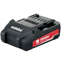 Batterie originale METABO 18V 1.3Ah li-ion Li-Power lithium NEUVE pas 1.5Ah 2Ah