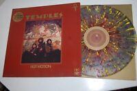 "Temples - Hot Motion Limited Splatter 12"" Vinyl/Record LP"
