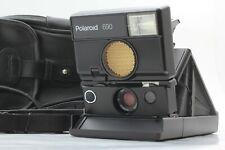 [ Mint en Estuche ] Polaroid 690 SLR Apuntar y Disparar Instax Película Cámara