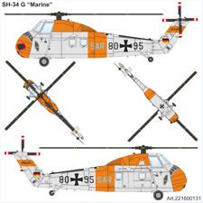 Arsenal-M HO scale SIKORSKY SH-34G Bundesmarine SAR kit