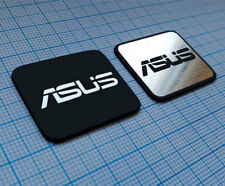 ASUS Metallic Sticker Set - Badge ( 2 emblems ) - 30 mm x 26 mm