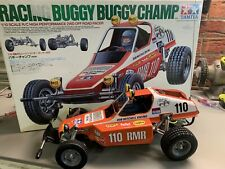 Tamiya Racing Buggy Champ Re Release immaculate Basically New Run Once