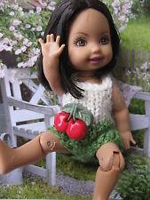 shelly kelly barbie tommy Puppenkleider  Puppenstube Handarbeit Unikat Nr. 109