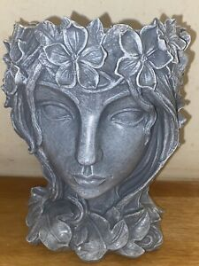 Latex Mould for making this Stunning Lady Planter