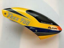Align Trex 700 Nitro Pro Yellow Fibreglass Canopy