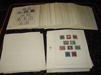 Bund 1949 - 2002 ** + gest. auf SAFE Vordruckblättern