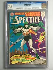 Showcase 60 - CGC 7.0 - 1st Silver Age App & Origin of Spectre - KEY Book hot 🔥
