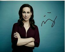 MIRIAM SHOR hand-signed YOUNGER 8x10 w/ uacc rd coa BEAUTIFUL PORTRAIT CLOSEUP