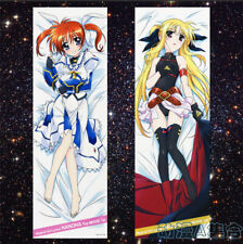Anime Magical Girl Nanoha Sexy aa-12 Dakimakura Hugging Body Pillow Cover 150CM