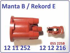 Zündverteilerkappe + Zündverteilerläufer OPEL Manta B / Manta B CC 2.0E , 2.0S