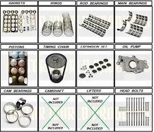 1999 - 2001 Chevrolet GM 325 5.3 Engine rebuild kit + head bolts