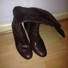 Damen Stiefel von Tony Bianco, braun, Gr. 39, Echtleder, gebraucht