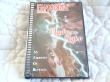 LADY OF THE LAKE DVD NEW CANADIAN HORROR FANGORIA NUDITY UNDERWATER PHOTOGRAPHY